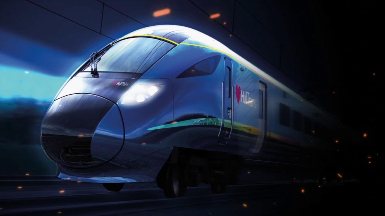 New Trains | Hull Trains