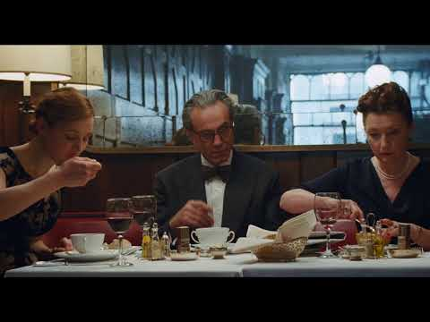 "Movie Review ""Phantom Thread"" 