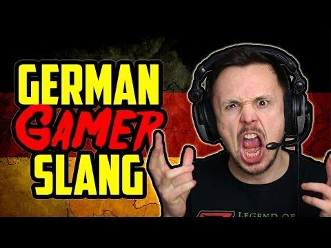 Learn German | Gamer Slang (NSFW)