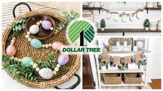 3 DOLLAR TREE DIY EASTER GARLANDS