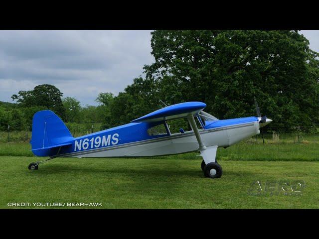Airborne 10.08.21: Bearhawk Upgrades, SnF Dec Fly-In, Honeywell Anthem