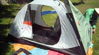 Ten Minute Tent: Alps Mountaineering Meramac 2 Backpacking Tent PItch