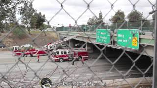 girl tries to jump off bridge in bakersfield ca off the hwy 99