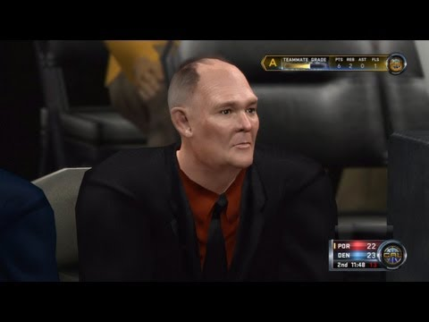 NBA 2K12 Create a Legend - Trial and Error