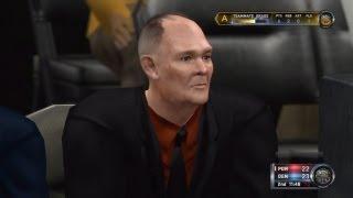 NBA 2K12 Create a Legend - Trial and Error