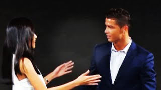 Cristiano Ronaldo ● Love him or hate him ● with Fans