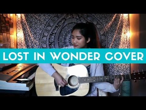 Lost In Wonder by Jonathan Ogden | Cover