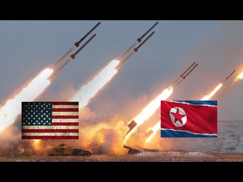 North Korea vs United States of America, Vote Available! 2017