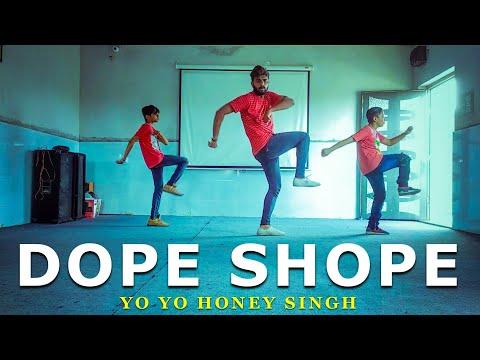 dope-shope---yo-yo-honey-singh-|-dance-video-|-rk-chotaliya-|-deep-money-|-punjabi-song