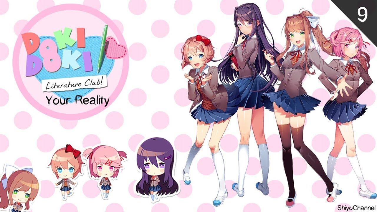 Doki Doki Literature Club (DDLC) - Your Reality - INSTRUMENT