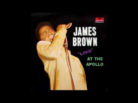 James Brown: Live at the Apollo, Vol. II (excerpts)