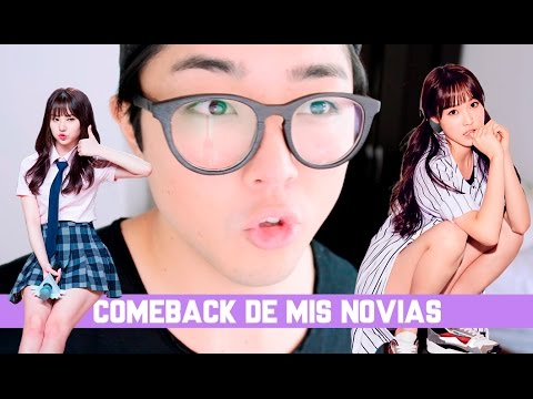 Thumbnail: GFRIEND(여자친구) _ FINGERTIP MV REACTION | kenroVlogs