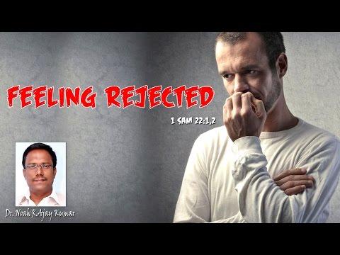 తృణీకరించబడుచున్నావా ? - Felling Rejected ? - Dr.Noah R.Ajay Kumar