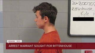 Prosecutors Ask For Arrest Warrant, $200K Bond For Kyle Rittenhouse