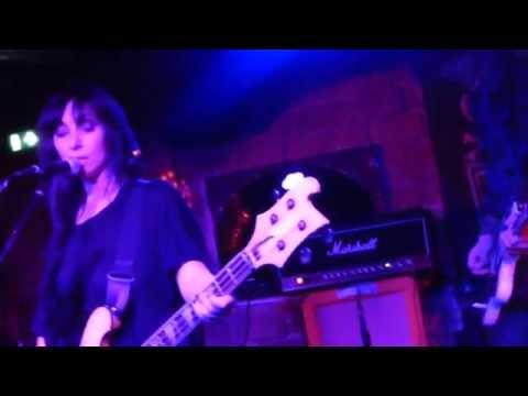 SCHONWALD - Rays (Live 26/09/2014 - Le Klub - Paris - FRANCE)