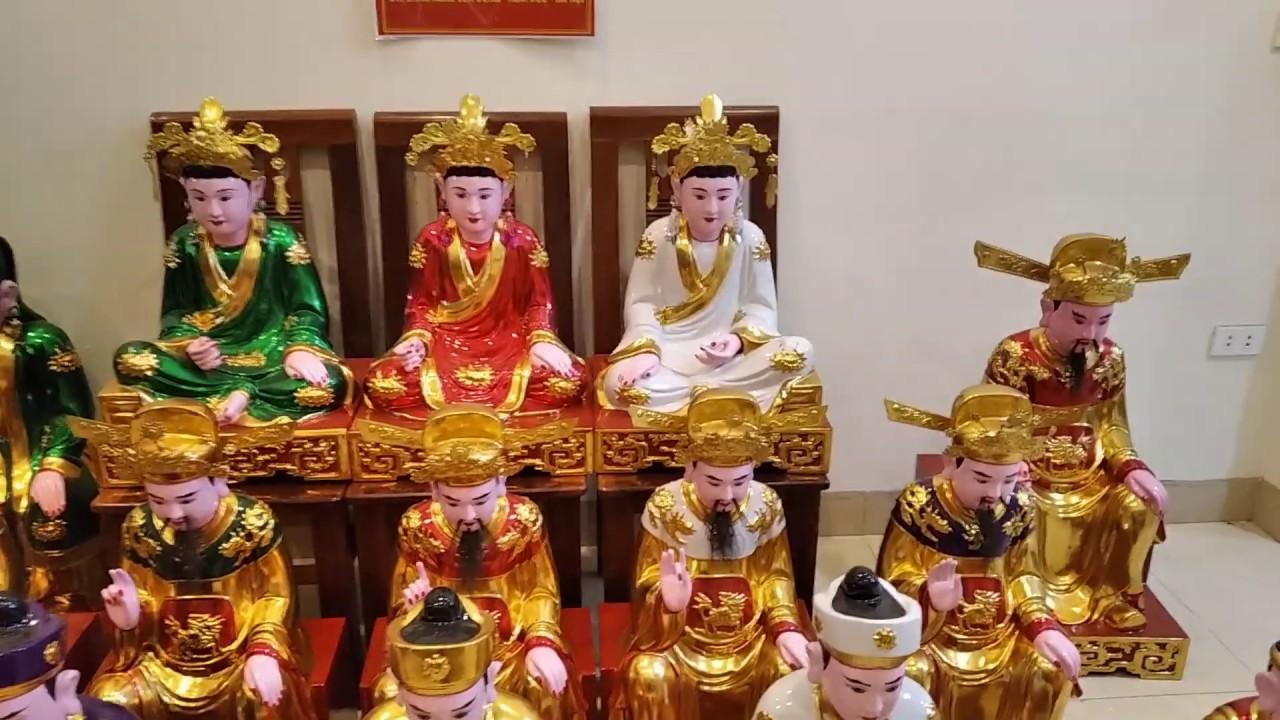 Tượng Thờ Thánh Mẫu Tam Tứ Phủ dothophugiahung.com  *  0973 913 208