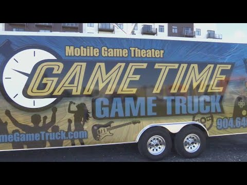 Game Time Game Truck In Jacksonville