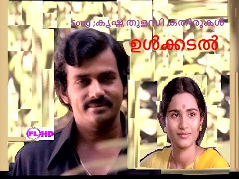 Krishnathulasi kathirukal  Choodiya |Malayalam video song | Ulkadal