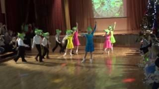 Крокодил Тик-Так.Танец Крокодильчиков