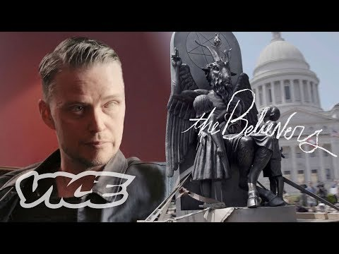 The Satanic Temple's Protest for First Amendment Rights en streaming