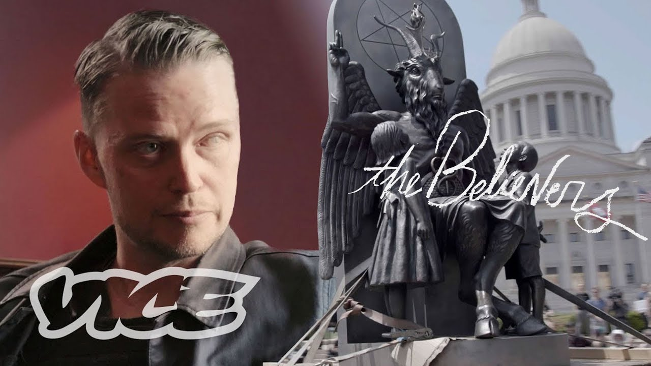 Download The Satanic Temple's Protest for First Amendment Rights
