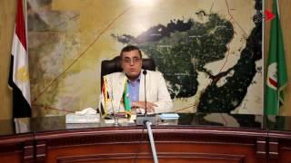 فيديو| محافظ الفيوم يؤكد تعرض 203 طلاب للإغماء بعد التطعيم