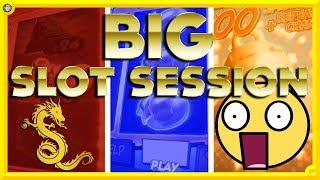 HUGE GAMBLES & BIG BONUSES !!!