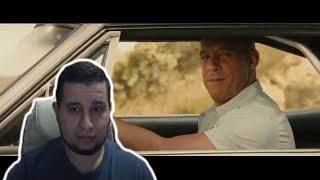 Манурин смотрит: Форсаж 7 - Концовка посвященная Полу Уокеру | Fast Furious 7 Paul Walker ending