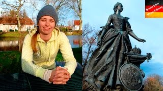 Цербст - Родина Императрицы