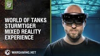 World of Tanks Sturmtiger Mixed Reality Experience
