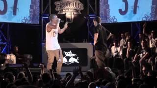 Babi vs Navalha - Cuartos Alicante - Red Bull Batalla de los Gallos 2013 (Oficial)