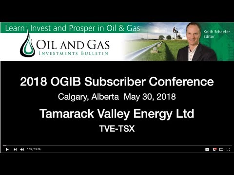 2018 Oil and Gas Investments Bulletin Presentation