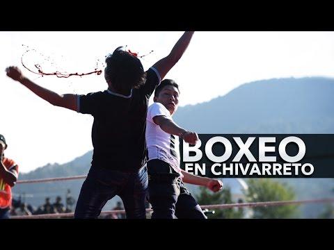 Boxeo Chivarreto 2016