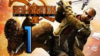 Let's Play Red Faction Guerrilla [PC] [HD] [Gameplay/Walkthrough] Part 1: The Beginning