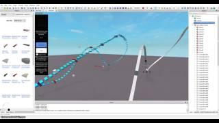 Roblox - Complete Roller Coaster Tutorial