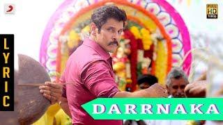 Saamy Telugu Darrnaka Lyric | Chiyaan Vikram, Keerthy Suresh | Hari | Devi Sri Prasad