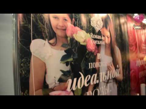 Interview with CEO Mosflor Group - Rosas del Corazon. FlowersExpo Moscow 2016