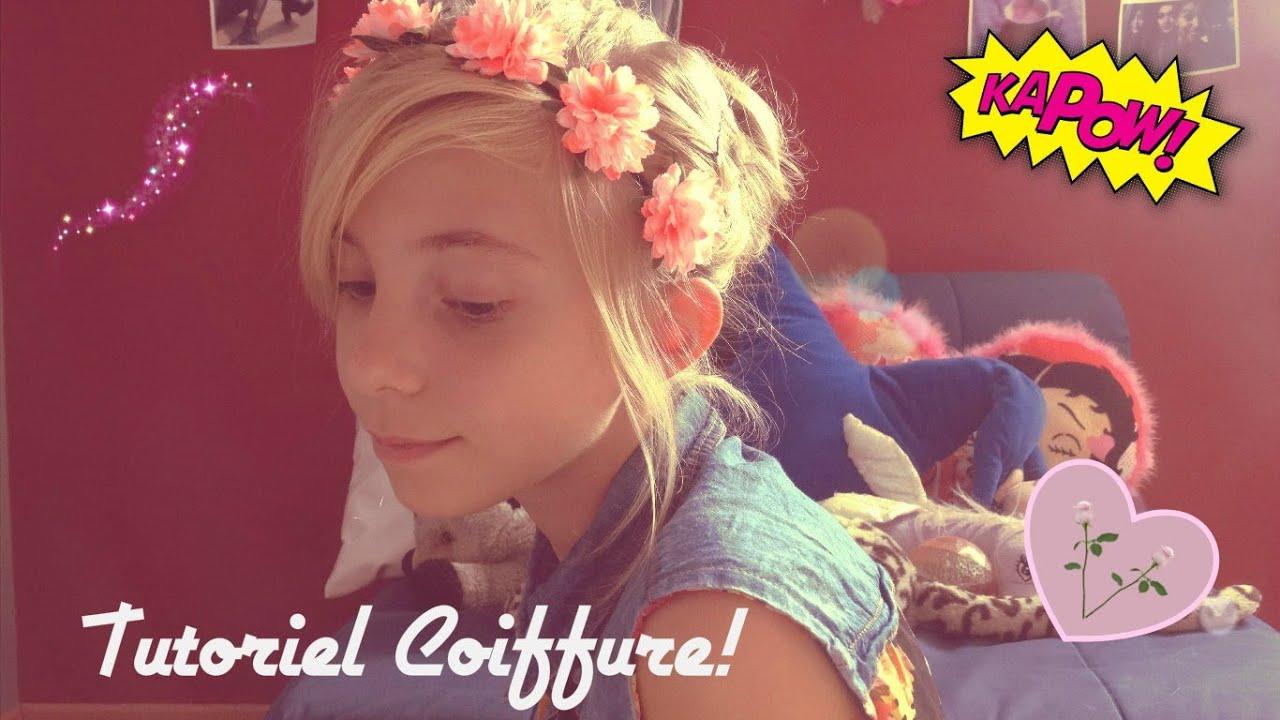 Tutoriel Coiffure   Un chignon sofistiqué! ♥ - YouTube