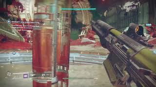 Destiny 2 WalkThough Part 234 With Axle, Dodge, Rainbow, and Mistress
