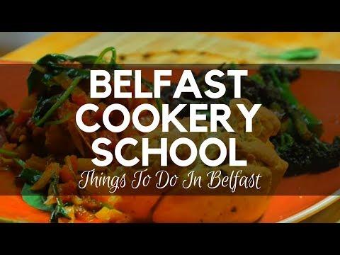 Belfast Cookery School - Cookery Classes Belfast -Things to do in Belfast City - Belfast, Ireland