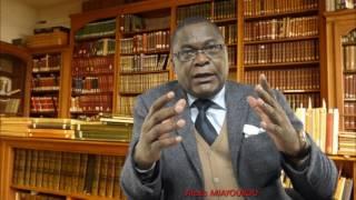 Alexis MIAYOUKOU parle des massacres dans le Pool et de la situation politique du Congo-B