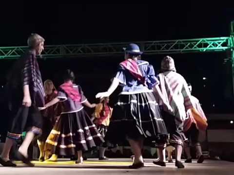 Festival del Bicentenario de la Independencia, organizado por la Secretaria de Cultura y Turismo Pos