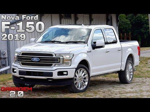 Nova Ford F-150 2019, A Picape Que Queremos! (Garagem 2.0)