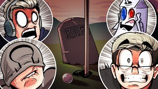 the cutest scariest golf map ever mini golf funny moments golf it gameplay