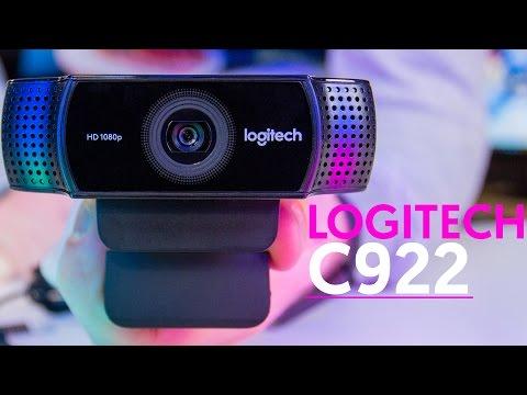 La Meilleure Webcam de Streaming !? - Logitech C922