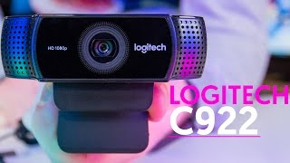La Meilleure Webcam de Streaming !? - Logitech C922