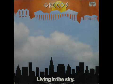 Grecos - Living In The Sky (1984)