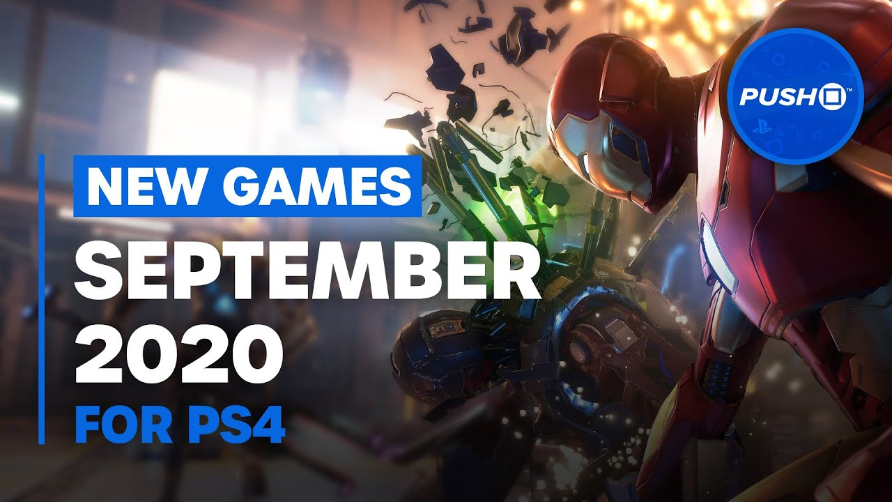 New Ps4 Games September 2020 S Best New Releases Playstation 4 Youtube