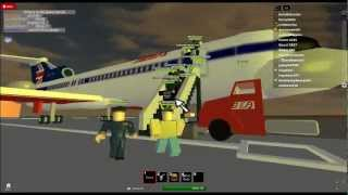 Roblox BEA Flight's BE 185 and BE 937 Part 3