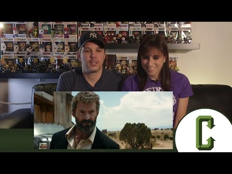 Logan Trailer #1 Reaction & Review